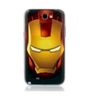 Transformer Back Cover Housing for Samsung Galaxy Note II N7100