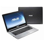 Asus S46CM-WX053H (Intel Core i5-3317U 1.7GHz, 4GB RAM, 24GB SSD + 750GB HDD, VGA NVIDIA GeForce GT 635M, 14 inch, Windows 8 64 bit)