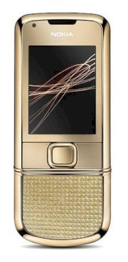 Nokia 8800 Gold Arte Diamond