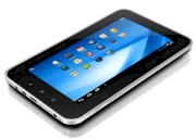 Aluratek AT107F (ARM Cortex A8 1.0GHz, 512MB RAM, 4GB Flash Driver, 7 inch, Android OS v4.0)