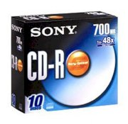 Đĩa Sony CD 48X