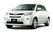 Toyota Ist 150X 1.5 4WD AT 2013