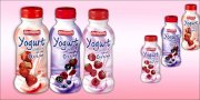 Sữa chua uống Ehrmann drinking yogurt – Raspberry 330g