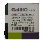 Pin Galilio DPD-T7272 (HTC Touch Pro)