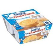 Váng sữa Nestle gourmand biscuit 100g