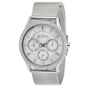 Skagen Women's 347LSS Japan Quartz Movement Watch