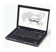 Lenovo Thinkpad T61 (Intel Core 2 Duo T7100 1.8GHz, 2GB RAM, 80GB HDD, VGA Intel GMA 950, 14.1 inch, Windowns XP Professional)