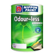 Sơn nội thất Nippon Odour-less Duluxe All-In-1 (18 lít)