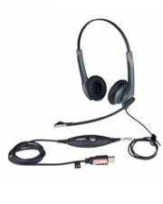 Jabra GN2000 Duo Noise Canceling Narrow Band