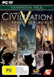 Game Sid Meier's Civilization V Brave New World (PC)