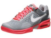 Nike Air Max Cage Grey/Atomic Red