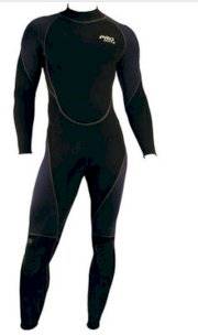 Wetsuit Jumpsuit Full 3mm Men's Scuba Diving Jump Suit Warm Swim Surf Snorkeling