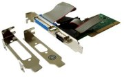 Perle PCI Card to 1-COM RS232 và 1-Potr Parallel