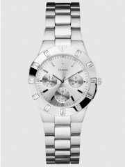 Guess U0012 Feminine Hi-Shine Sport Mid-Size Watch