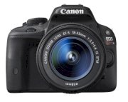 Canon EOS Kiss X7 (EOS 100D / EOS Rebel SL1) (EF-S 18-55mm F3.5-5.6 IS STM) Lens Kit