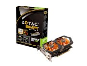 Zotac GeForce GTX 760 AMP! Edition [ZT-70402-10P] (Nvidia GeForce GTX 760, 2GB, 256-bit, GDDR5, PCI Express 3.0)