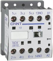 Contactor CHINT NC6 0601/3P/AC Coil/1NC/6A