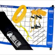 Park & Sun United States Youth Volleyball League Outdoor Volleyball Set