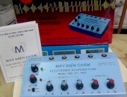 Máy điện châm Electronic acupuncture