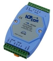 RS-485 RS-422 Isolated High Speed Repeater(Converter), ICP DAS I-7510A