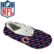 KR NFL Shoe Covers - Chicago Bears
