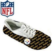 KR NFL Shoe Covers - Pittsburgh Steelers