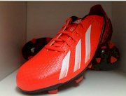 Adidas F30 TRX FG Soccer Cleat (Infrared/White/Black)