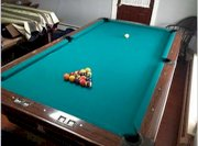 Brunswick Gold Crown III - 8' Pool Table- Mint Condition