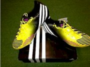 Adidas Predator LZ TRX FG Yellow/Black New Authentic Soccer Cleats MiCoach