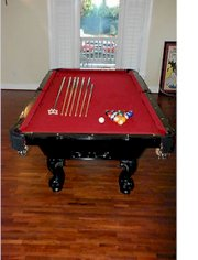Beautiful Brunswick Billiards Pool Table - Pickup only Charlotte, NC