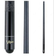 Viper Black Jump Break Pool Cue Stick 20 oz.