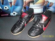 Soccer Turf Shoes Nikey USA size 8 team sports soccer cleats'