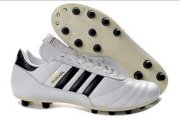 Adidas White Copa Mundial Firm Ground Cleat M22383 Soccer Shoe Retail