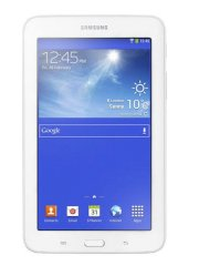 Samsung Galaxy Tab 3 Lite 7.0 (SM-T110) (Dual-Core 1.2GHz, 1GB RAM, 8GB Flash Driver, 7 inch, Android OS v4.2) WiFi Model White