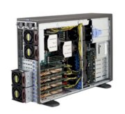 "Server Supermicro SuperStorage Server 7047GR-TPRF-FM475 (SYS-7047GR-TPRF-FM475) (Intel Xeon E5-2600 family, RAM Up to 512GB DDR3 1600MHz ECC Registered DIMM, HDD 8x Hot-swap 3.5"" SAS/SATA Drive Trays, 1620W)"