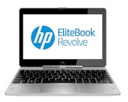 HP EliteBook Revolve 810 G2 (F7W48UT) (Intel Core i5-4300U 1.9GHz, 4GB RAM, 128GB SSD, VGA Intel HD Graphics 4400, 11.6 inch, Windows 7 Professional 64 bit)
