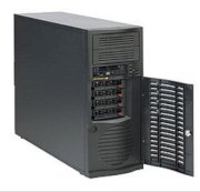 Supermicro SuperChassis CSE-742T-465B Black Mid-Tower