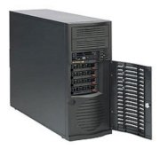 Supermicro SuperChassis CSE-733TQ-465B Mid-Tower