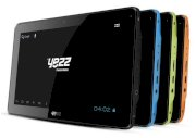 Yezz Epic T7 (ARM Cortex A8 1.2GHz, 512MB RAM, 16GB Flash Driver, 7 inch, Android OS v4.1)