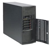 Supermicro SuperChassis CSE-733T-500B Mid-Tower