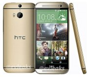 HTC One (M8) (HTC M8/ HTC One 2014) 32GB Gold EMEA Version