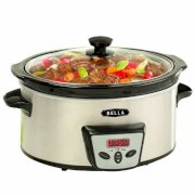 Bella 13601 5QT Programmable Slow Cooker