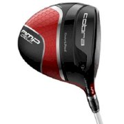 Cobra AMP Cell Red Driver Adjustable Loft Golf Club