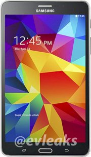 Samsung Galaxy Tab 4 7.0 (Quad-core 1.2Ghz, 1GB RAM, 16GB Flash Driver, 7 inch, Android OS v4.4.2)