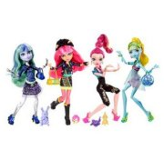 Monster High 13 Wishes Doll Assortment