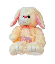 Tokenz Junior Love Bunny Stuffed Animal - 30 cm