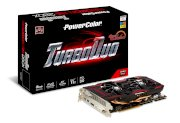 PowerColor TurboDuo R9 280X (Radeon R9 280X, GDDR5 3GB, 384bit, PCI-E 3.0)