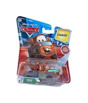 Mattel Mater with Hood and Lenticular Eyes Chase Variant Truck