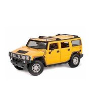 Maisto 1:24 Scale 2003 Hummer H2 SUV Diecast Model Car
