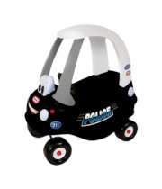 Little Tikes Cozy Coupe Police Car Anniversary Edition